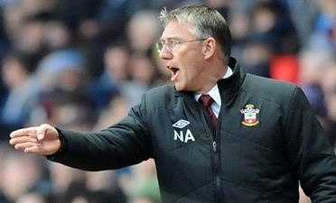 After Southhampton came from 2-0 down to draw Chelsea . . . Saints sack Nigel Adkins 1/18/2013