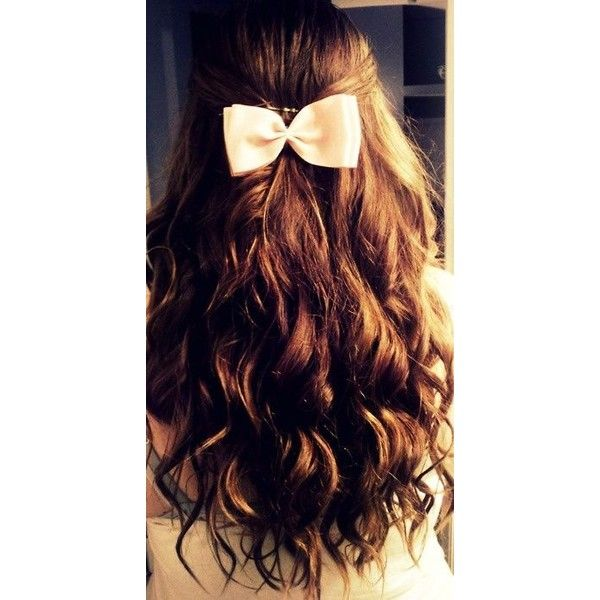 Secrets into my heart Fryzury kobiece i seksowne fale, loki ❤ liked on Polyvore featuring hair