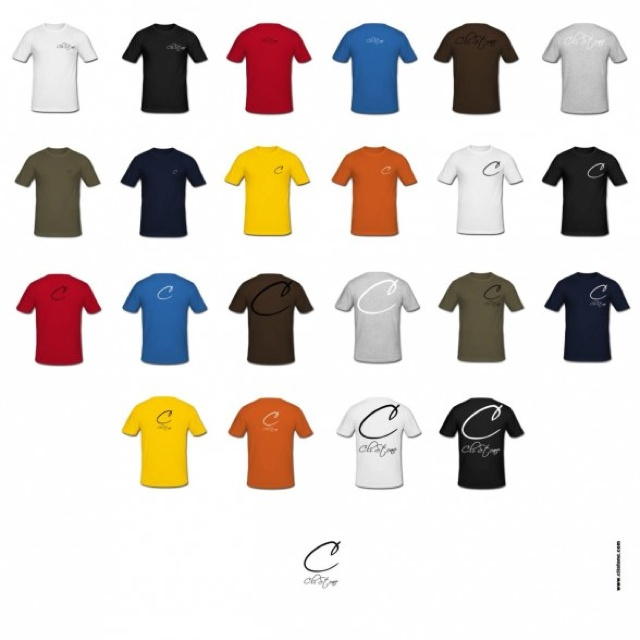 Weekend offer! 20 % off on the entire range of: Men's Slim Fit T-Shirt, www.clistone.com/clothing