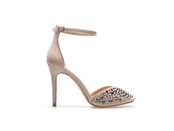 http://www.veraclasse.it/articoli/moda/sposa/scarpe-da-sposa-per-il-matrimonio/10243/ #Scarpe #sposa per il #matrimonio #Bridal #shoes for #wedding #Zara