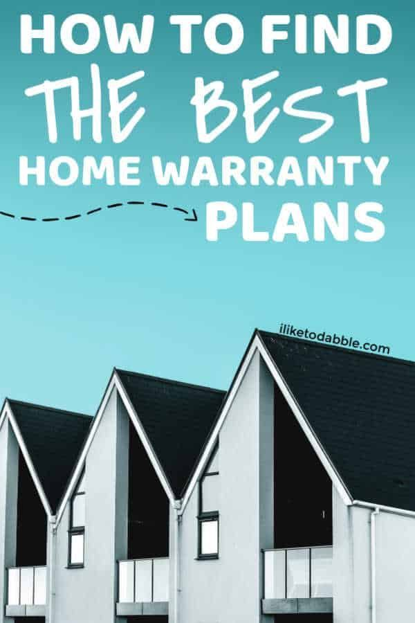 How To Find The Best Home Warranty Plans Home Warranty Best
