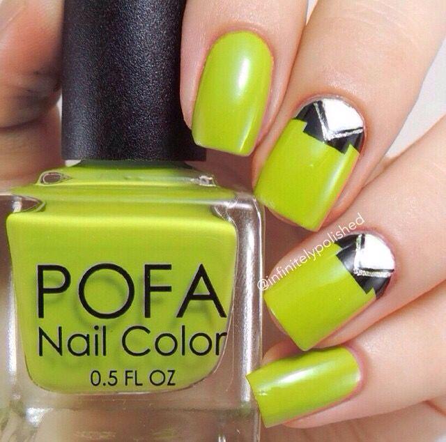 Mejores 282 imágenes de Nails :) en Pinterest   Uñas bonitas, Diseño ...