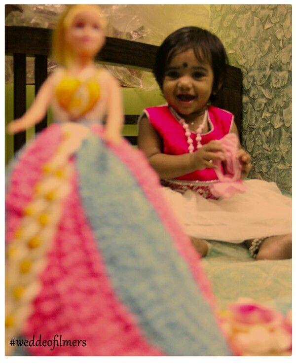 Barbie doll...