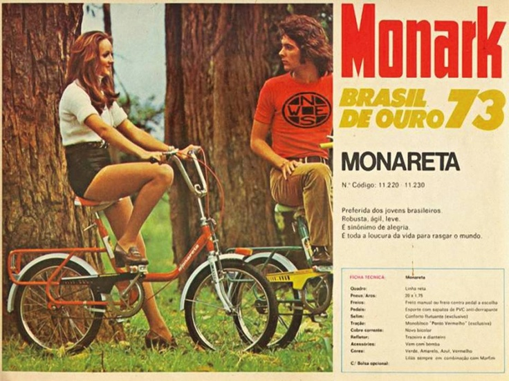 Minha Monareta <3