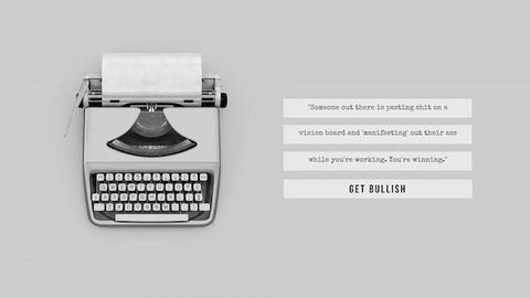 Bullish Society Motivational Digital Wallpaper Pack