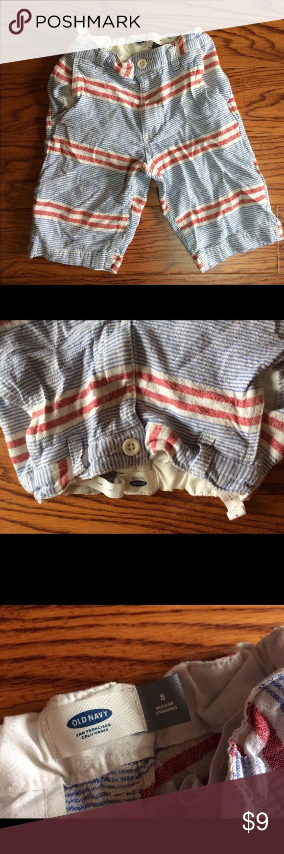 Old Navy shorts boys size 8 GUC Smoke and pet free home. Bundle discount 20% Old Navy Bottoms Shorts