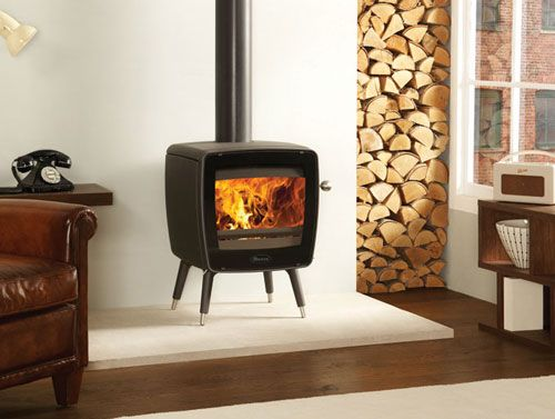 Midcentury-style stoves: Vintage range by Dovre << if you need a stove that matches your Predicta?