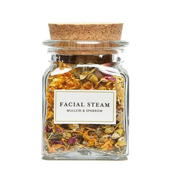 Homemade Skin Care: Facial Steam-Ayurvedic Skin Care-Mullein & Sparrow