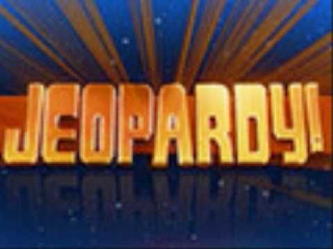 10 minutes of the Jeopardy theme song. You know.. for when they need to clean up quickly!