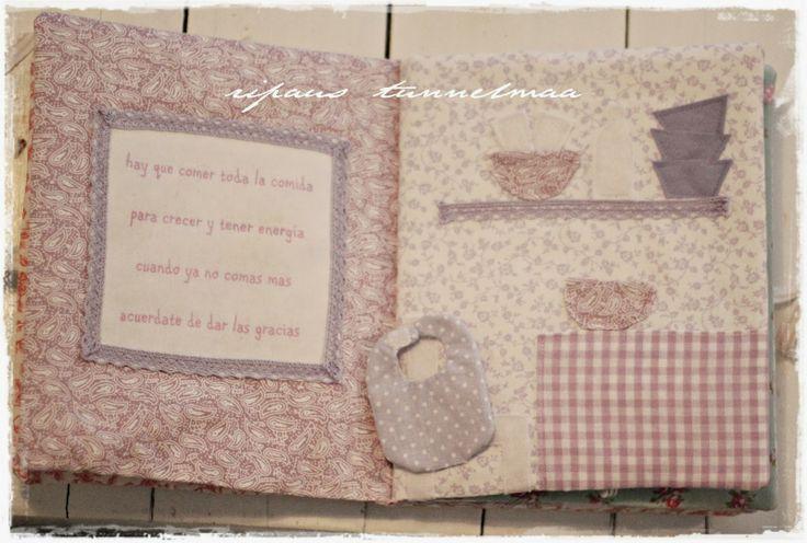 ripaus tunnelmaa - perfect book/house for micro bunnies