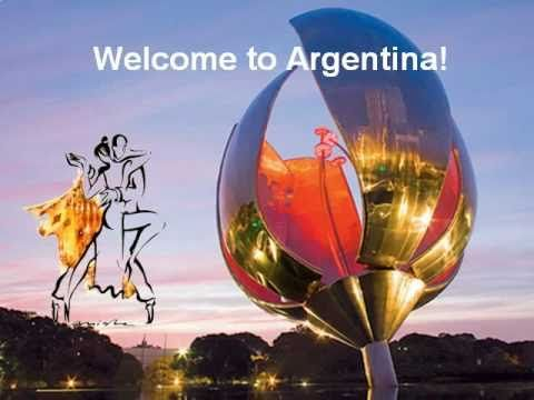 Argentina tourism video--video with music, some subbed, some live, and mostly scenery and landmarks.  Country by country tour.