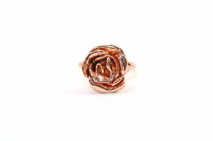 Charlotte Rose Ring. Yellow or Rose Gold. – Mr. Kate