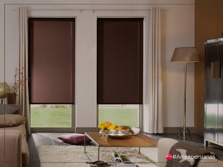 25 best ideas about persiana blackout no pinterest for Cortinas de persiana