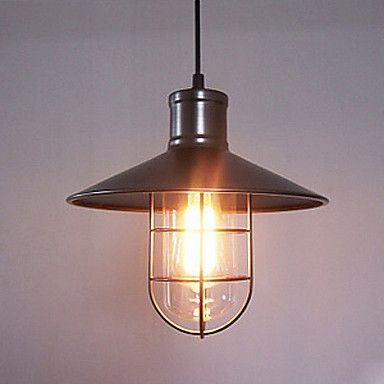 Pendant+Lights+Mini+Style/Bulb+Included+Vintage/Retro+Living+Room/Dining+Room/Bedroom/Kitchen/Study+Room/Office/Entry/Garage+–+USD+$+55.99
