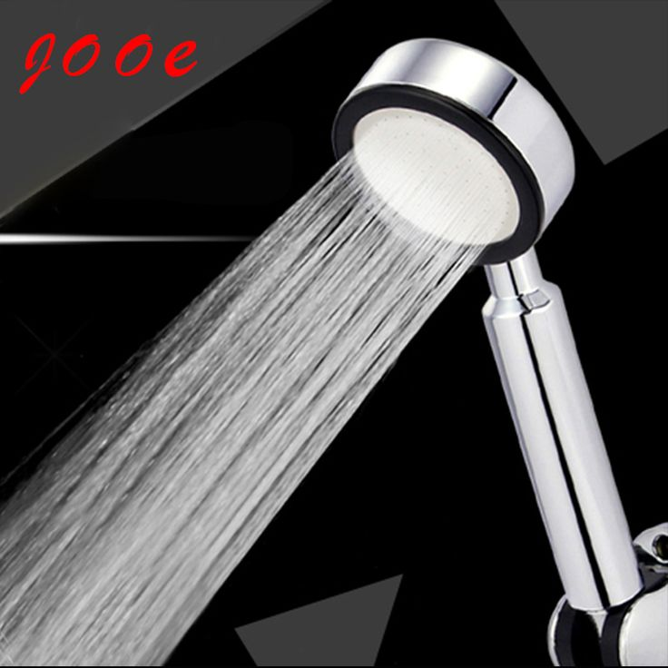 Find More Shower Heads Information About Jooe Handheld Shower Head Round  ABS With Chrome Bath Shower High Pressure Water Saving Showerhead Ducha  Chuveiro ...