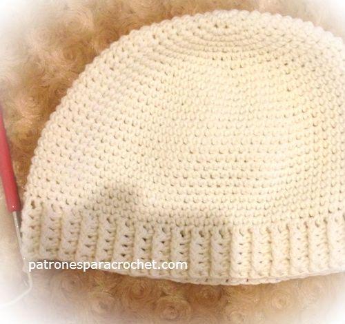 Todo lo que necesitas saber para tejer un buen gorro / Aprende a tejer ~ Patrones para Crochet