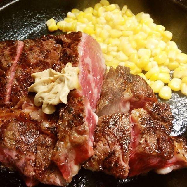 300gペロリと😁✨ #いきなりステーキ #ワイルドステーキ #ステーキ #steak #肉 #🍖 #肉食 #肉食女子 #ランチ #lunch #ランチ巡り #osaka #難波ランチ #デブ