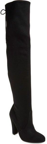 Steve Madden 'Gleemer' Over the Knee Boot (Women)
