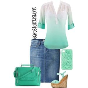 Apostolic Fashions #457