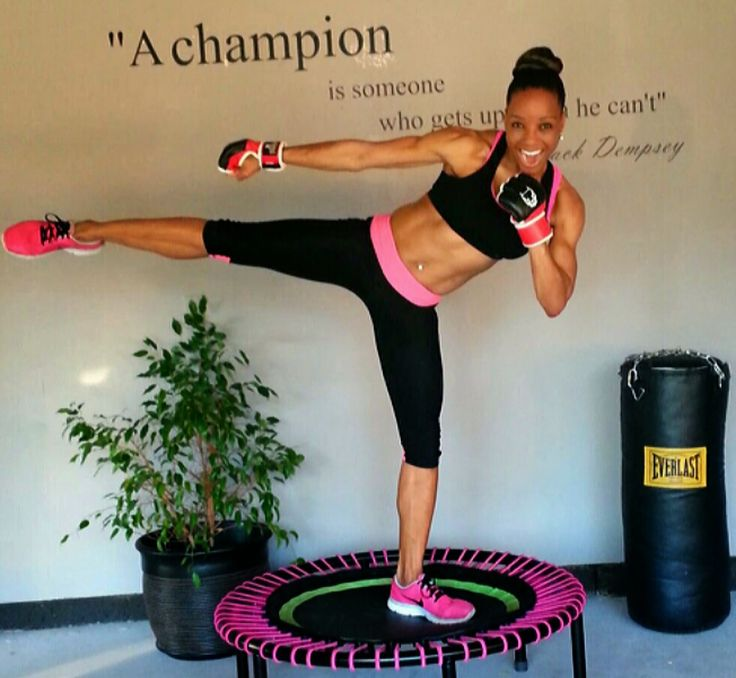 Calling all CHAMPION ADVANCED REBOUNDERS! You asked for it and here it is! Just in time for the holidays and to keep off those unwanted pounds! Christmas and...
