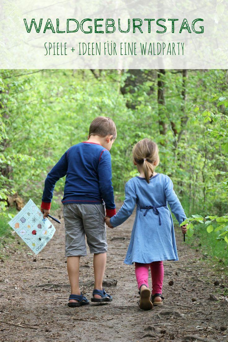 Mit Kindern die Natur entdecken: Naturbingo – ein Suchspiel für Wald und Flur – Ri Di