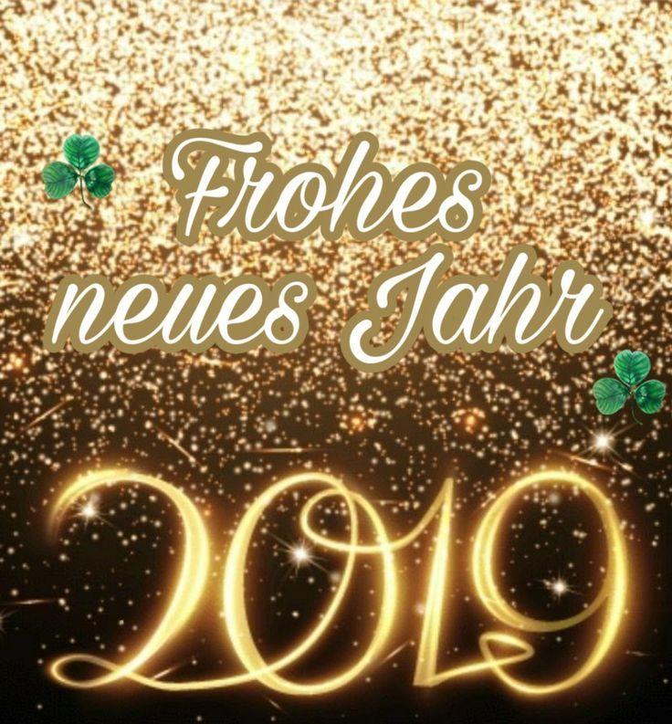 Sylvester 2019 Neujahr Pinterest Happy New Year 2019 New Year