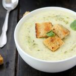 Pesto Potato Soup Recipe – The Kitchen Paper