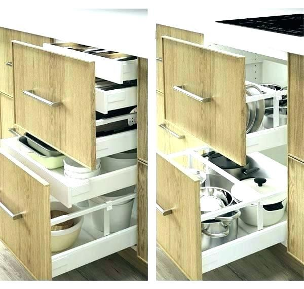 Rangement Tiroir Cuisine Ikea Rangement Pour Tiroir Cuisine Tiroir De Cuisine Sur Mesure Ikea Rangement Tiroi Modern Kitchen Furniture Creative Storage Cabinet