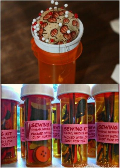 30 Genius Ways to Reuse and Repurpose Empty Pill Bottles - DIY & Crafts
