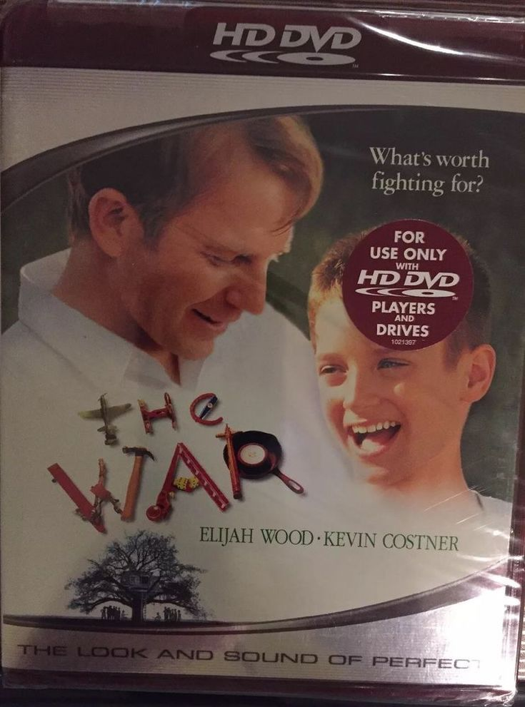The War HD DVD Kevin Costner Elijah Wood Mare Winningham HD/DVD Player Only 25193292926 | eBay