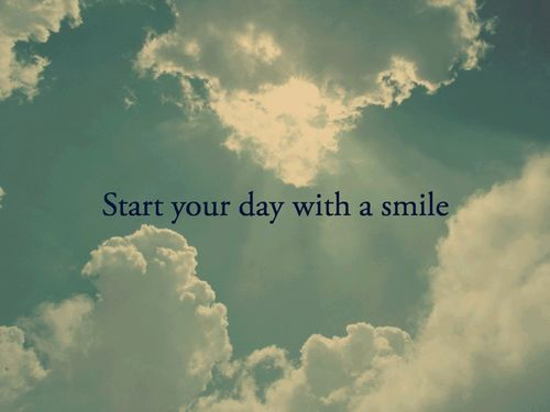 Smile, simple and effective