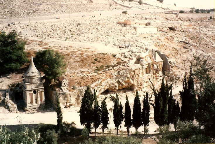 Tombs of the Prophets, Israel