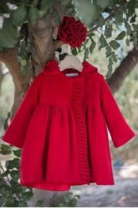 Picture of Βαπτιστικό φόρεμα Bambolino Athina