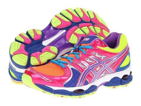 ASICS GEL-Nimbus® 14 Lite Bright/Grape/Pink - This shoe may actually get me  to run!