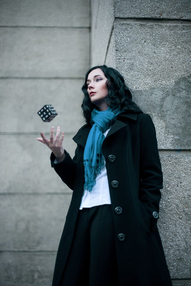 "drchameleon: "" ""Sherlock BBC"" cosplay (female version) fem-Sherlock by Silent Rip fem-John by me photo by Roman Gloss """