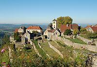 Château-Chalon © CDT Jura - Florian Spicher