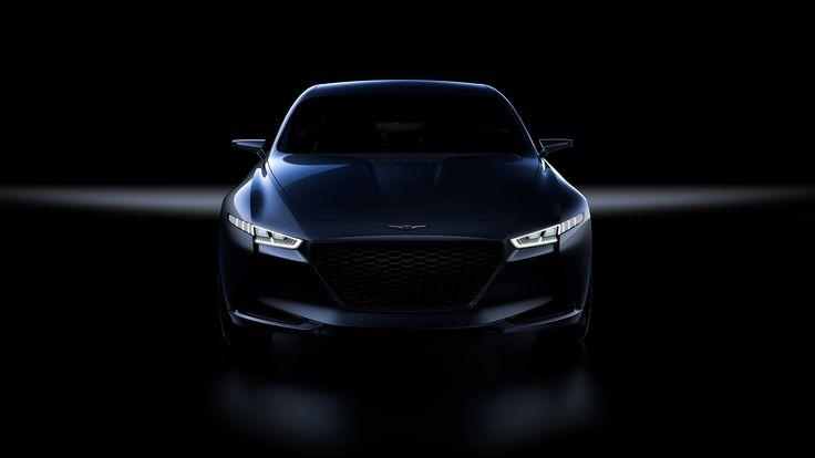 سيارة نيويورك جينيسيس المبتكرة   التصميم والإلهام   جينيسيس