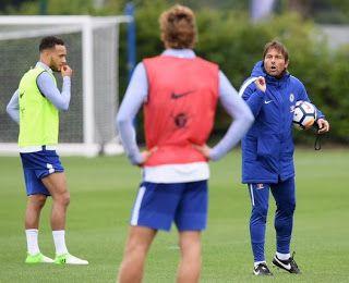 Blog Esportivo do Suíço: Campeão inglês na primeira temporada, Conte renova...