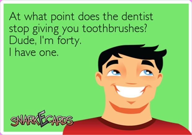 funny dentist ecard
