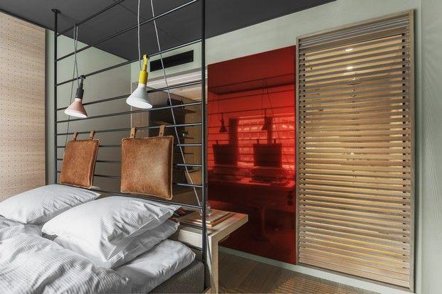 room del Hotel Hobo interiorismo de Werner Aisslinger en Estocolmo diariodesign-2