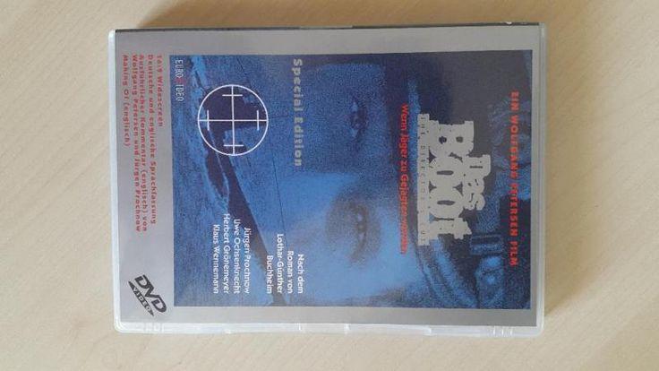 Inhalt: 4 DVD´S1. 11. September der Film2. Das Boot ... Wenn Jäger zu gejagten werden3. Der Soldat James Ryan (mit Bonusmaterial)4. Dämon... Trau keiner Seele