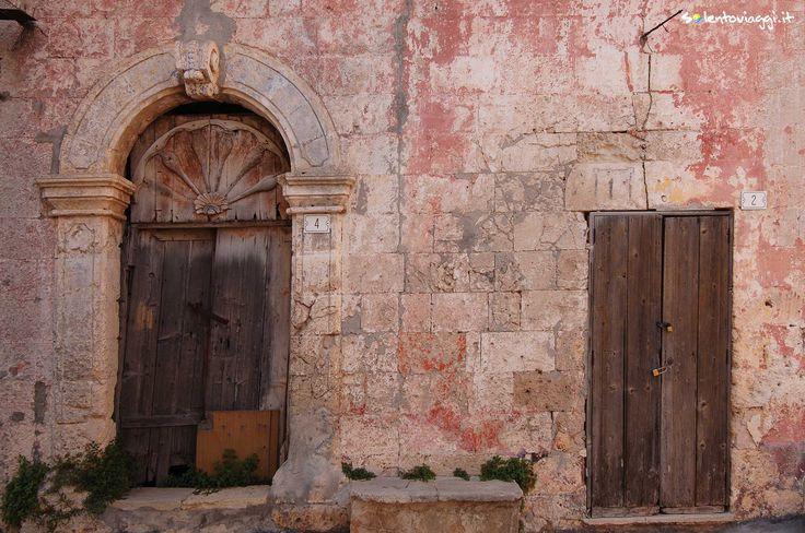 Scorci nel centro storico di #Andrano