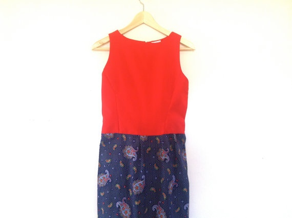 Vintage Inspired MARY ANNE Dress designed by by vintagereformer, $49.00