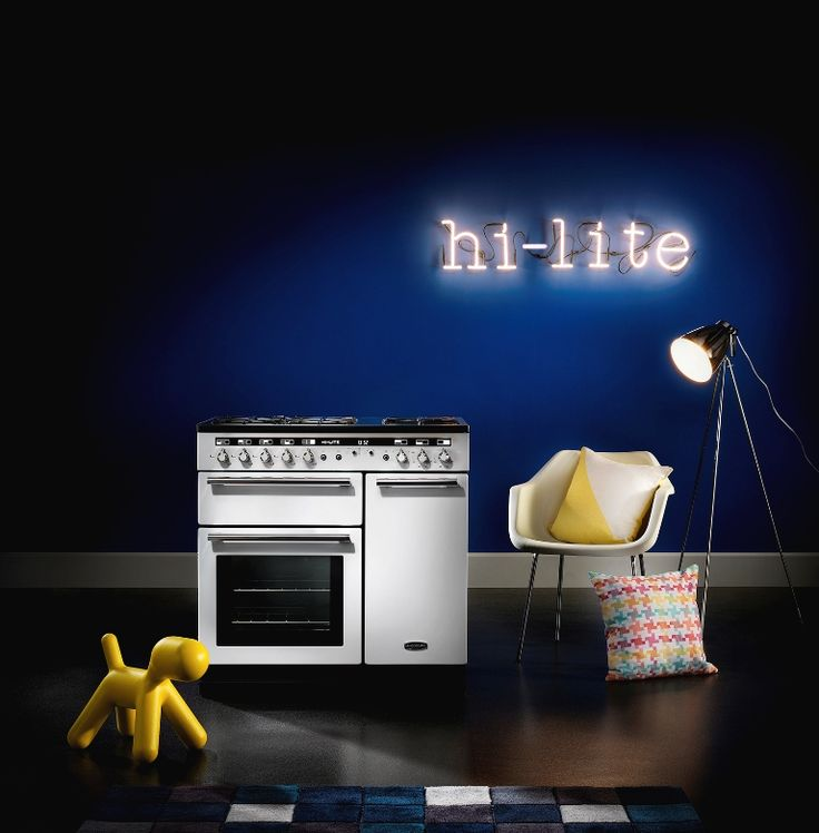 A comtemporary, moody look to the Hi-LITE