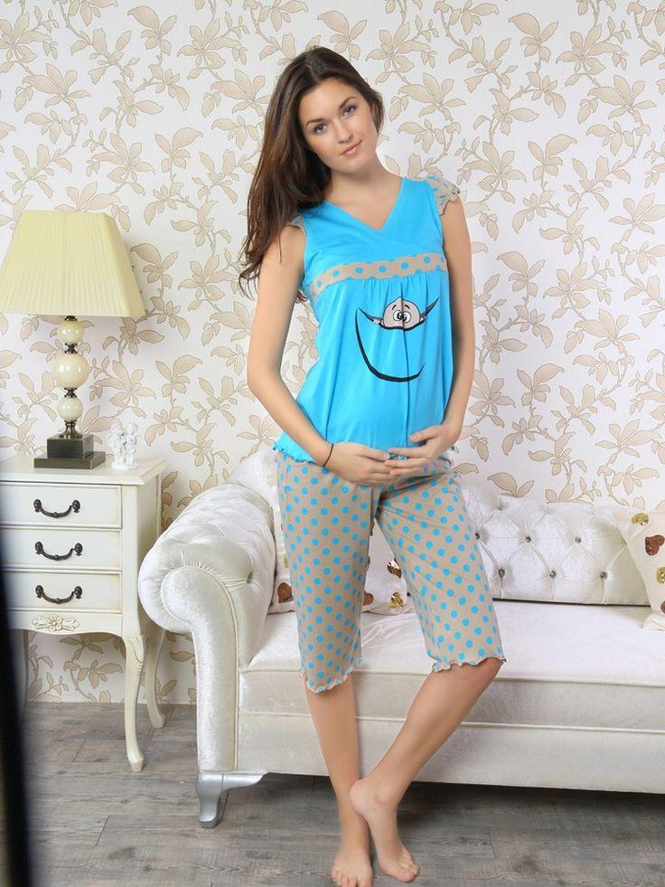 Miss Perry 5090Hamile Pijama Takım, Penye kumaştan üretilen hamile pijama takım modelidir. Sabahlık dahil değildir.