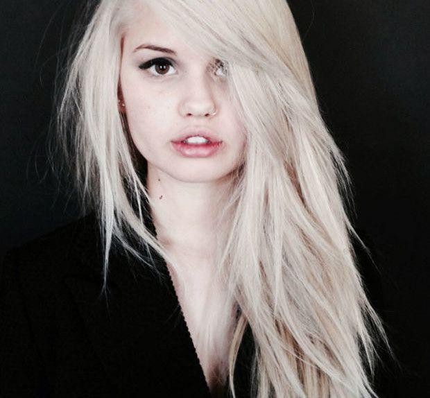 colore capelli 2016 platinum blonde