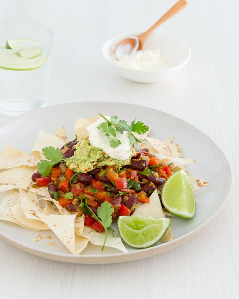 2 not so naughty nacho recipes: for meat-lovers and vegetarians | Michelle Bridges 12wbt
