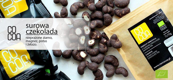 Surowa czekolada - Cocoa
