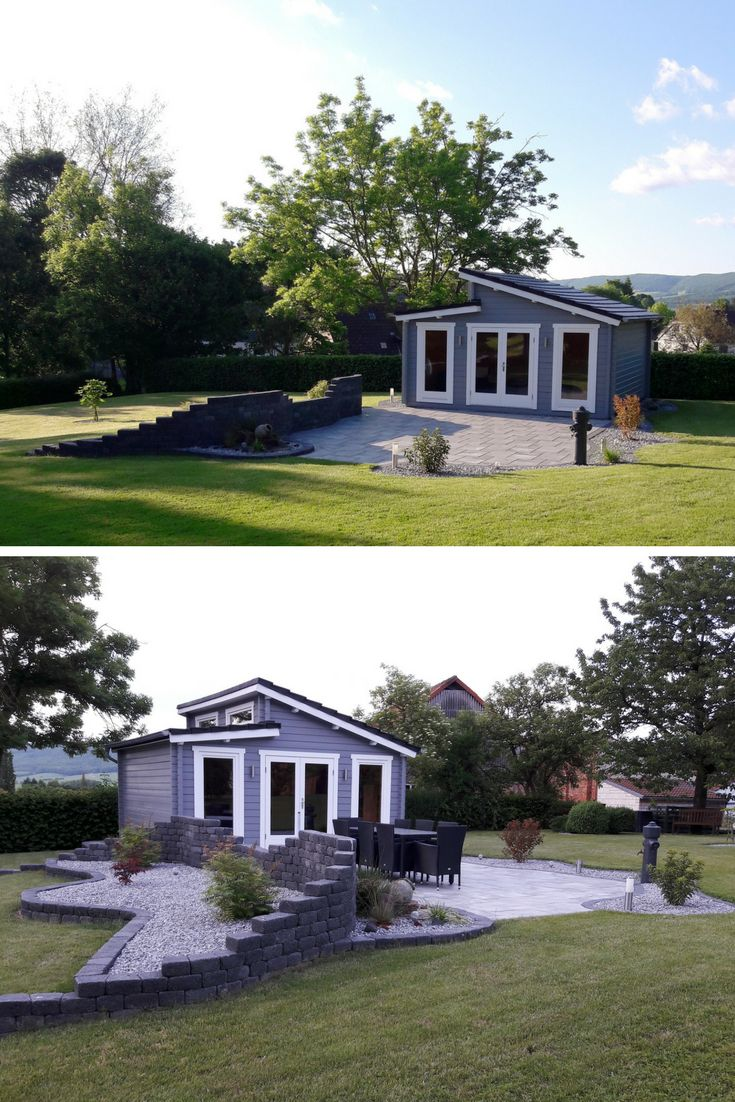 64 parasta kuvaa pinterestiss gartenhaus mit pultdach. Black Bedroom Furniture Sets. Home Design Ideas