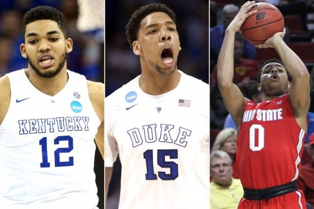 2015 NBA Draft: An Oddsmakers View   Sports Insights